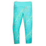 Disney Women's Leggings - Cinderella Castle Icon