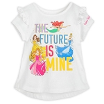 Disney Toddler Shirt - Walt Disney World - Princess - The Future Is Mine