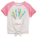 Disney Girls Shirt - Walt Disney World - Princess - STRONG