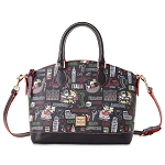 Disney Dooney and Bourke Satchel Bag - Mickey and Minnie Mouse - Italia