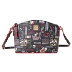 Disney Dooney and Bourke Crossbody Bag - Mickey and Minnie Mouse - Italia