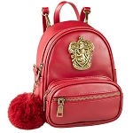 Universal Studios Mini Backpack - Harry Potter - Gryffindor Crest