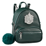 Universal Studios Mini Backpack - Harry Potter - Slytherin Crest