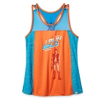 Disney Women's Performance Tank Top - runDisney - Star Wars - Han Solo