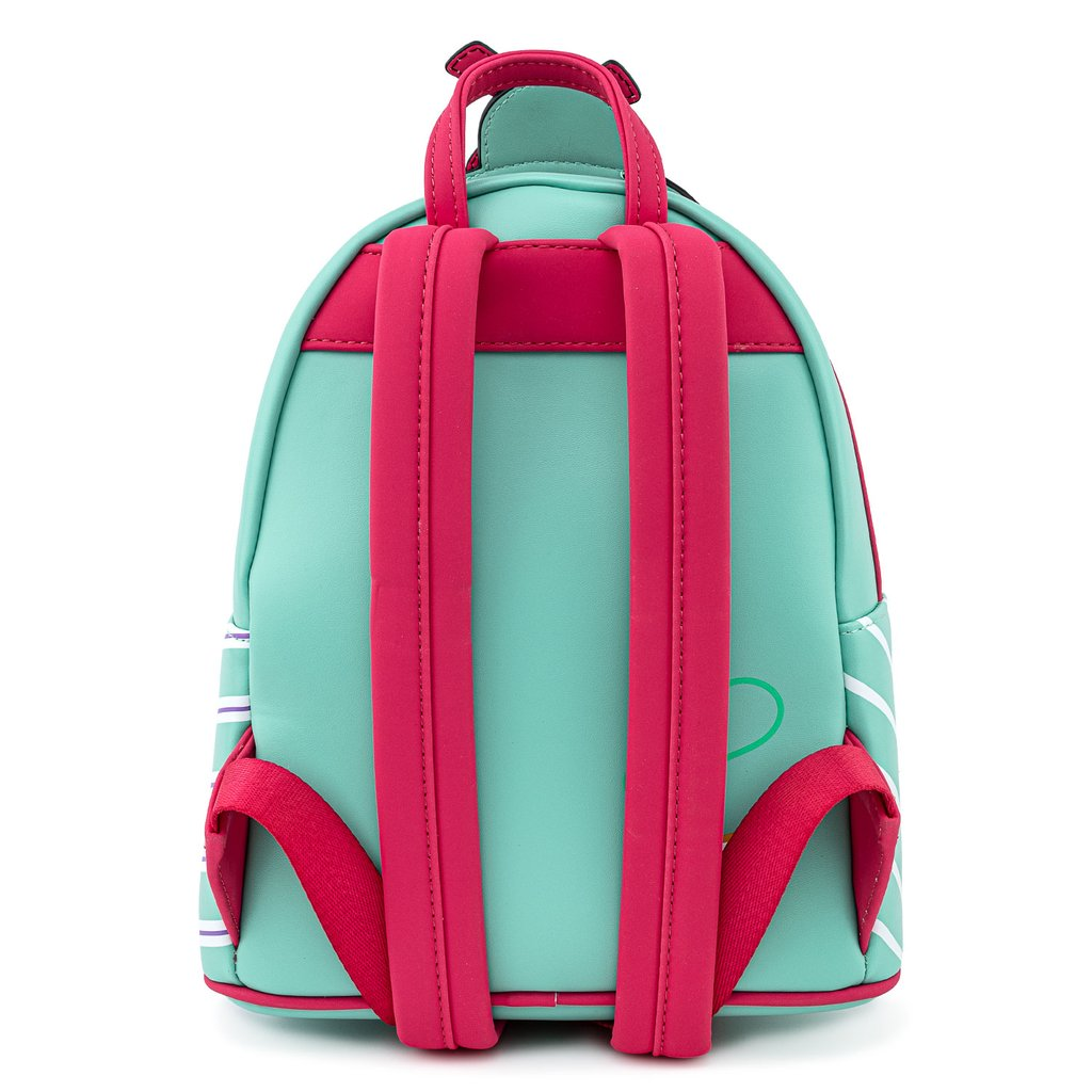 Vanellope Real Racer Drawstring Bag Sugar Rush Backpack Disney Shoulder Bag Wreck It Ralph Von Schweetz