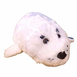 SeaWorld Plush - White Seal Puppet