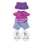 Disney nuiMOs Outfit Set by Ashley Eckstein - Cheshire Cat Cosplay