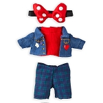 Disney nuiMOs Outfit Set - Denim Jacket and Pants