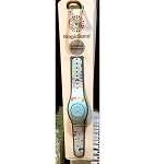 Disney MagicBand 2 Bracelet - Walt Disney World - Four Parks - Cute Characters and Attraction Icons