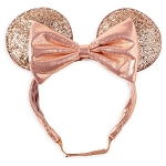 Disney Adjustable Ear Headband - Adaptable Fit - Briar Rose Gold