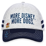Disney Baseball Hat - Reigning Cats and Dogs - Disney Dogs