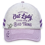 Disney Baseball Hat - Reigning Cats and Dogs - Disney Cats