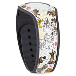 Disney MagicBand 2 Bracelet - Dooney and Bourke - Disney Dogs