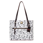 Disney Dooney & Bourke Shopper Tote Bag - 101 Dalmatians