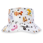 Disney Rain Hat for Adults - Reigning Cats and Dogs