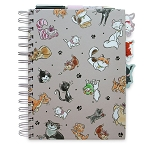 Disney Journal and Pen Set - Reigning Cats and Dogs - Disney Cats