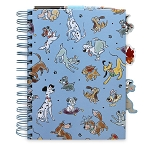 Disney Journal and Pen Set - Reigning Cats and Dogs - Disney Dogs