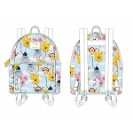 Disney Loungefly Mini Backpack - Winnie the Pooh Balloon Friends