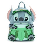 Disney Loungefly Mini Backpack - Disney Lilo & Stitch Hula Cosplay
