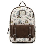 Disney Loungefly Mini Backpack - Bambi Forest Mini Backpack