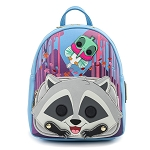 Disney Loungefly Mini Backpack - Pocahontas Meeko Flit Earth Day Cosplay