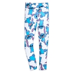 Disney Women's Leggings - Stitch 626