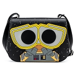 Disney Loungefly Crossbody Bag - Wall-E Eve Earth Day Cosplay Crossbody Bag