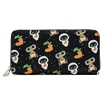 Disney Loungefly Wallet - Wall-E Eve Earth Day Zip Around Wallet