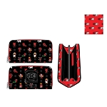 Loungefly Zip Around Wallet - Marvel Deadpool 30th Anniversary AOP