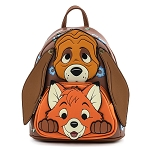 Disney Loungefly Mini Backpack - Fox and Hound Todd and Copper