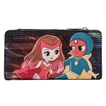 Disney Loungefly Wallet - Marvel Wanda Vision Flap Wallet
