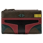 Disney Loungefly Wallet - Star Wars Boba Fett Cosplay Flap Wallet