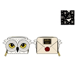 Loungefly Zip Around Wallet - Harry Potter Hedwig