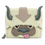 Loungefly Zip Around Plush Wallet - Avatar Aang Appa Cosplay