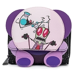 Loungefly Wallet - Nick Invader Zim Doom Movie Tri-Fold Wallet