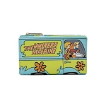 Loungefly Wallet - Scooby Doo Mystery Machine Flap Wallet