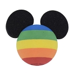 Disney Antenna Topper - Rainbow Mickey