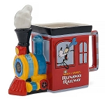 Disney Coffee Cup - Mickey and Minnie's Runaway Railway Train