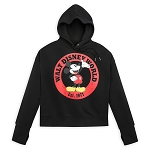 Disney Women's Pullover Hoodie - Walt Disney World - Mickey Mouse - Black