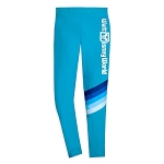 Disney Women's Leggings - Walt Disney World - Blue