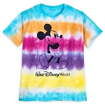 Disney Youth Shirt - Walt Disney World - Mickey Mouse - Tie-Dye