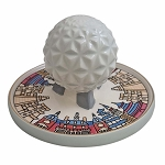 Disney Trinket Dish - Spaceship Earth - Epcot Park Attractions