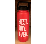 Disney Stainless Water Bottle - Walt Disney World - Best Day Ever - Large