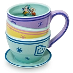 Disney Coffee Cup - Alice In Wonderland - Mad Tea Party