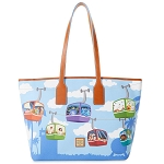 Disney Dooney and Bourke Bag - Disney Skyliner - Tote