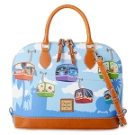 Disney Dooney and Bourke Bag - Disney Skyliner - Satchel