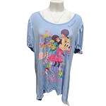 Disney Women's Shirt - Epcot Flower and Garden Festival 2021 - Minnie Mouse