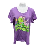 Disney Women's Shirt - Epcot Flower and Garden Festival 2021 - Figment - Home Grown Happiness