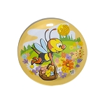 Disney Map w/ Stickers and Plate Set - Epcot Flower and Garden Festival 2021 - Spike the Bee