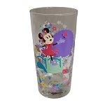Disney Collectible Glass - Epcot Flower and Garden Festival 2021 - PASSHOLDER - Minnie Mouse